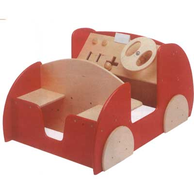 Wooden and plywood toys